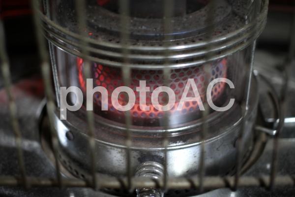 昭和レトロ ストーブ 02の写真