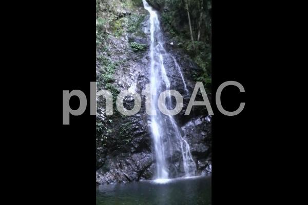 東京秋川渓谷 払沢の滝の写真