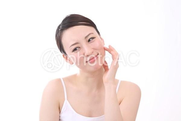 美容イメージ(女性)18の写真
