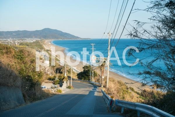 [愛知県] 伊良湖岬 表浜 海岸の写真