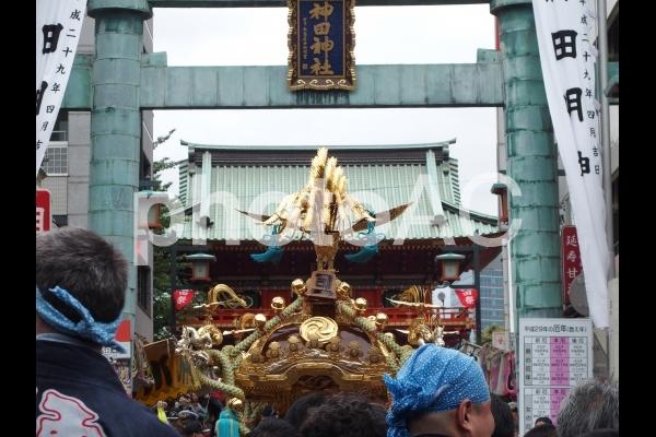 神田祭の写真