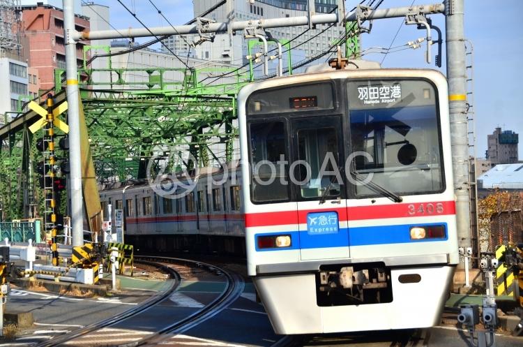 京成電鉄 3400形の写真