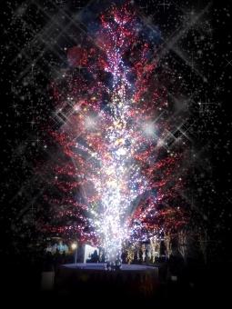 ヒカリ 光 ライト クリスマス クリスマスツリー Xmas christmas Christmas ツリー 木 ライト スポットライト 12月 幻想的 幻想 夜景 クリスマスカード イベント 季節の背景 ピカピカ キラキラ サンタ サンタクロース クリスマスの素材 壁紙 クリスマス背景 ライトアップ 電気 照明 メリークリスマス