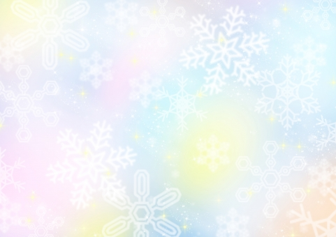 雪の結晶6の写真