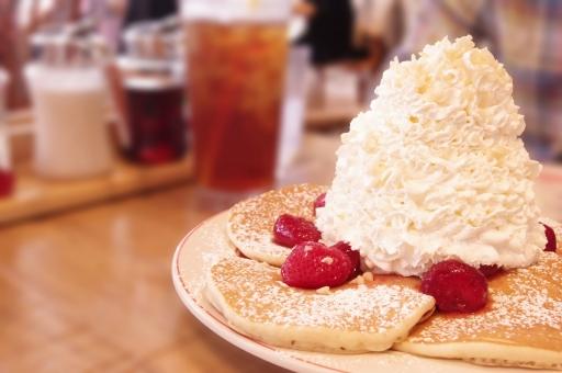 パンケーキ ケーキ スイーツ スウィーツ 甘味 いちご デザート カフェ クリスマス クリスマスケーキ 背景 デート