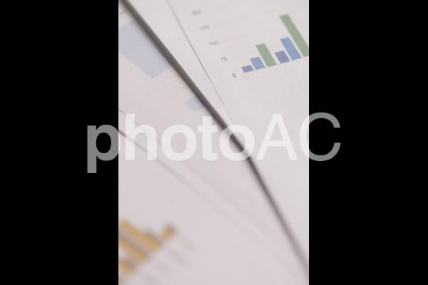 チャートグラフ・棒グラフ14の写真