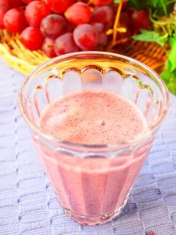 葡萄 ヘルシー 美容 ダイエット 酵素 免疫力 朝食