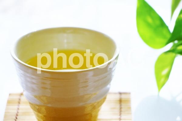 お茶(日本茶)の写真