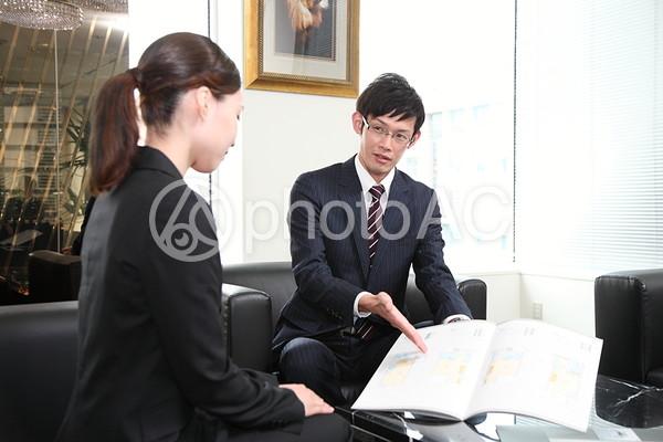 商談3の写真