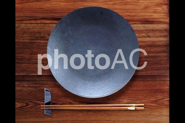 和食イメージのお皿の写真