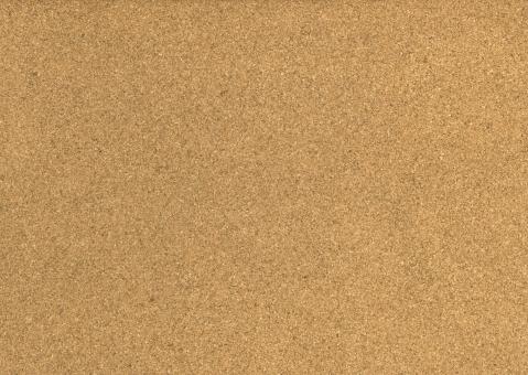 コルクボード(濃目)目が細かい(背景・合成素材)の写真