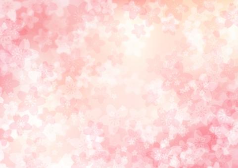春 4月 桜 入学式 進学 フレーム お祝い 卒業 キラキラ 淡い 背景 バック テクスチャー 和柄 装飾 桜吹雪 花柄 和風 輝き 光 お花見 背景素材 さくら 花びら 和 パステル ファンタジー 夢 ピンク 桃色