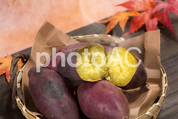 秋の味覚の写真