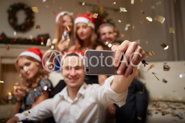 クリスマスパーティー6の写真