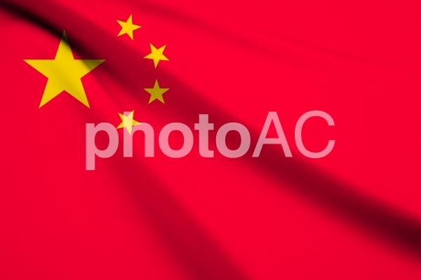 国旗【中華人民共和国】の写真