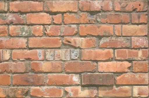 テクスチャ 背景 レンガ れんが レトロ 建物 たてもの 壁 かべ 石 煉瓦 アンティーク パターン 模様 もよう 赤レンガ 背景素材 バック バックグラウンド 壁紙 background