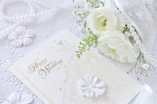 花束 ブーケ ウェディングの写真