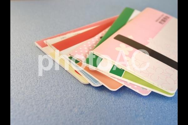 預金通帳 貯金通帳の写真