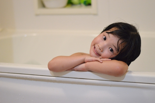 おふろ お風呂 子供 こども 子ども 女の子 入浴 mdfk023