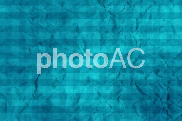 しわのある和紙 彩雲 ギンガムチェック柄 ちぢれ 凸凹 テクスチャ 53の写真