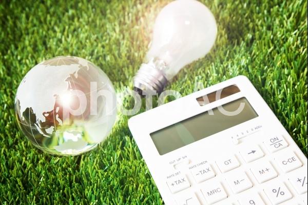 エネルギー問題 イメージの写真