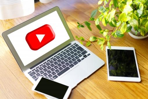 動画再生イメージの写真