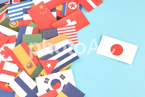国旗 3の写真