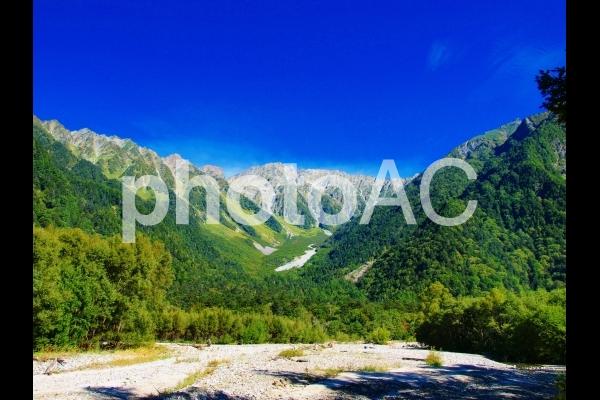 上高地の写真