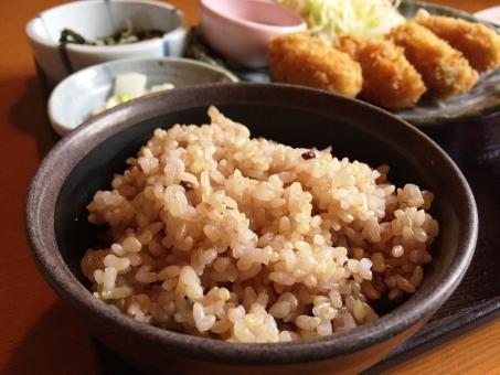 玄米 ご穀米 五穀米 雑穀米 米 ランチ 定食 お昼