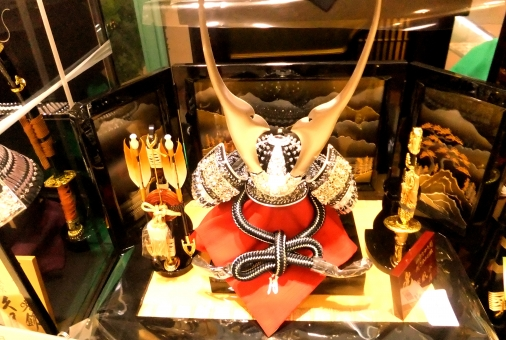 五月人形 五月五日 子供の日 男の子の節句 冑 鎧 鎧冑 武士