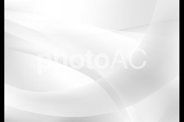 白の波型抽象テクスチャー背景素材の写真