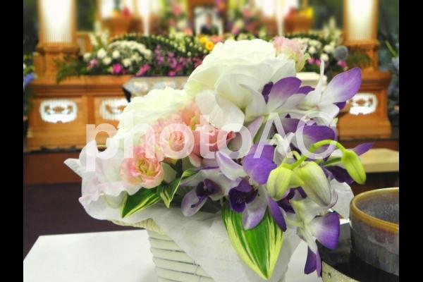 葬儀のイメージの写真