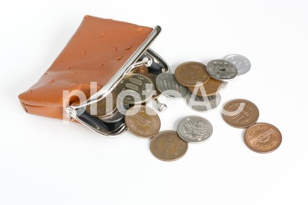 がま口財布 4の写真