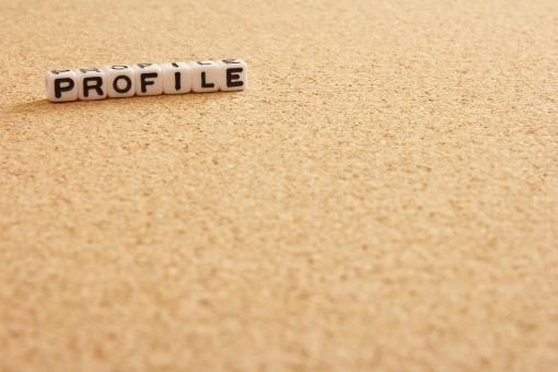 PROFILE プロフィール ぷろふぃーる PROFILE profile profile Profile 自己紹介 紹介 人物評 人物紹介 横顔 アピール 編集 背景 素材 背景素材 壁紙 バック 台紙 ボード コルクボード 板 ウェブ web web素材 ブログ ネット インターネット