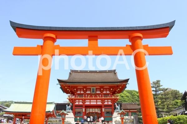 伏見稲荷大社1の写真