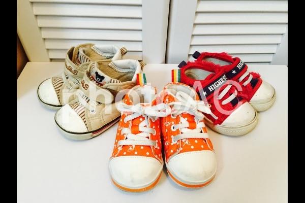 子供靴6の写真