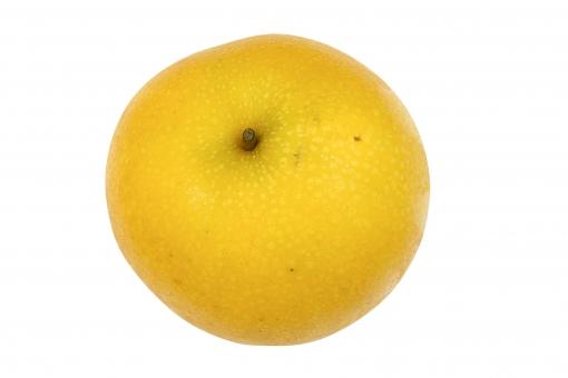果物 フルーツ 食物 デザート 真上 切り抜き パス ナシ なし 切抜き