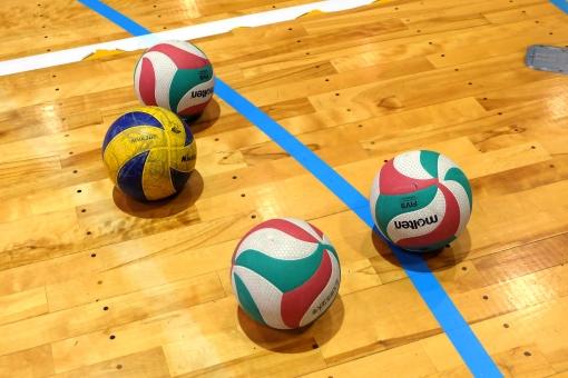 バレー バレーボール 球技 体育館 運動 スポーツ コート レクリエーション クラスマッチ