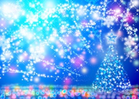 クリスマス クリスマスイブ xmas x'mas 冬 winter キラキラ カラフル クリスマスツリー 聖夜 アブストラクト きらきら bokeh 夜景 雪 結晶 snow 星 star テクスチャー テクスチャ 背景 背景素材 background texture 夜空 冬空 電飾 ライトアップ 光