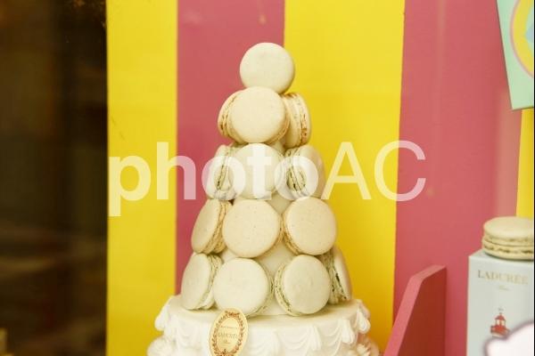 ラデュレのマカロンの写真