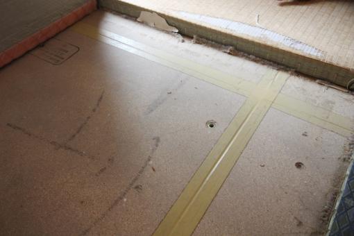 畳の厚みはフローリングとは違うの参考画像