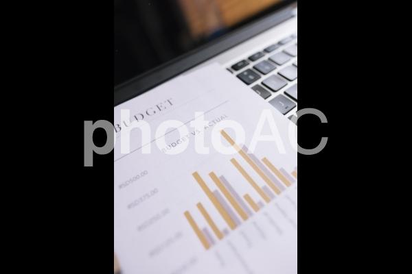 チャートグラフ・棒グラフ13の写真