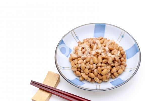 納豆 おかずの写真