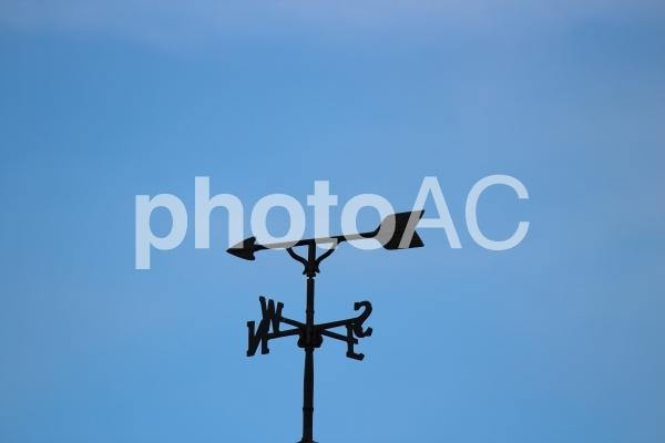 風向計の写真