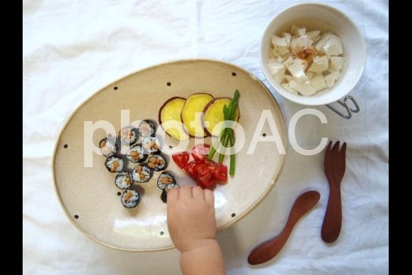 幼児食の写真