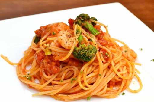 パスタ イタリアン 料理 イメージ 食べ物 トマトパスタ スパゲティ スパゲティー スパゲッティ pasta food ご飯 夜ご飯 昼ご飯 メニュー フレンチ ビストロ イタメシ トマト イタリア料理 パスタ料理