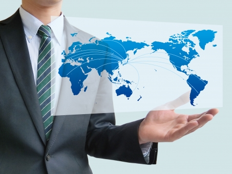 ビジネス ビジネスマン サラリーマン 人脈 世界 地図 ネット ネットワーク グローバル アウトソーシング クラウド 物流 出張 海外 移動 男性 社会人 企業 支社 会社 商談 チームワーク マネジメント プレゼン 提携 プレゼンテーション 営業 交流 IT ウェブ