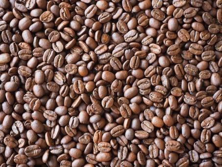 コーヒー Coffee 珈琲 コーヒー豆 ビーンズ カフェ 豆 背景 背景素材 バックグラウンド テクスチャ テクスチャー バック 焙煎豆 焙煎 豆粒 浅煎り 深煎り 香り コーヒーアロマ コーヒー農園 ステイン 褐色 飲む ドリンク 飲料 ブラジル 生産 珈琲農園 カフェイン