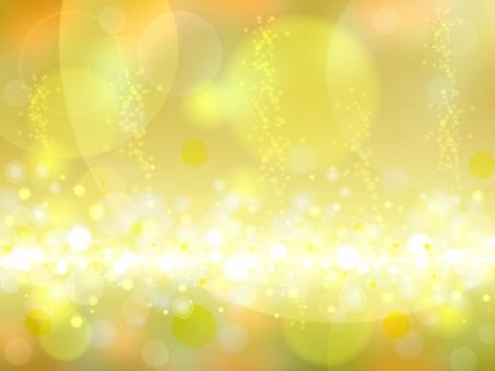 ゴールド 金 ピカピカ スポットライト 幻想 炭酸 幻想的 幻想背景 ピカピカ テクスチャ テクスチャー バックグラウンド バックイメージ バック 泡 ライト 水滴 クリスマス メリークリスマス Xmas スパークリング シャンパン ビール ライト 明るい背景 鮮やかな背景