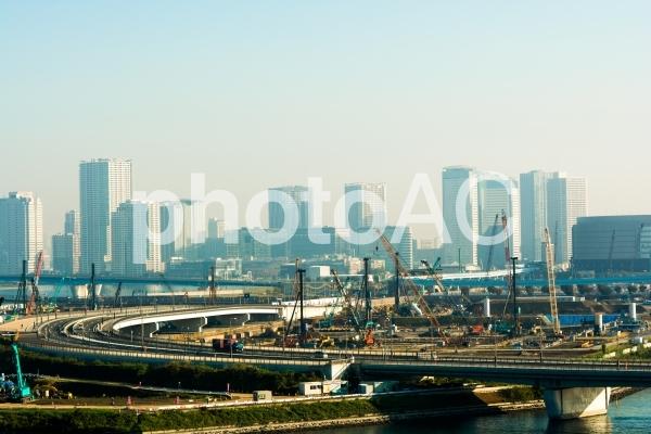 東京オリンピックの写真